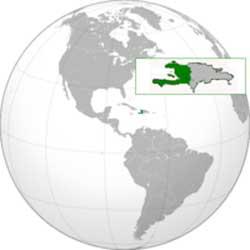 Ayiti nan latèwonn lan