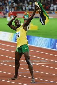 U. Bolt 9.58