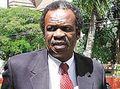 Tobago's leader Orville London