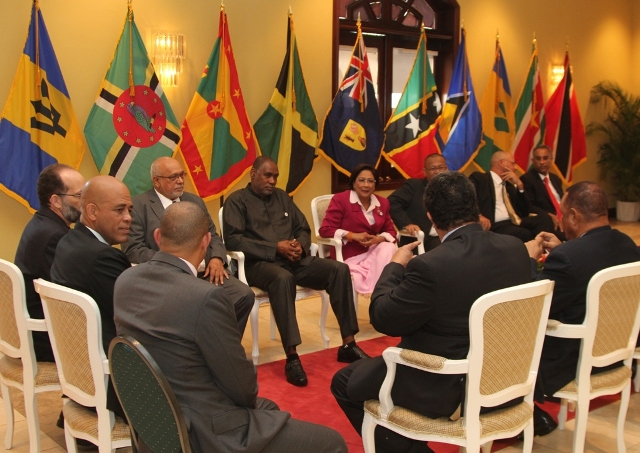 Caricom24th Inter-Sessional Summit Port-au-Prince