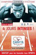 Carifta games 2014