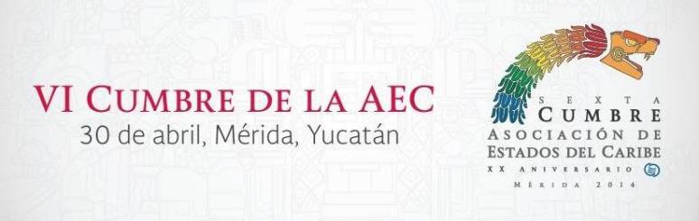 VI Cumbrede la AEC