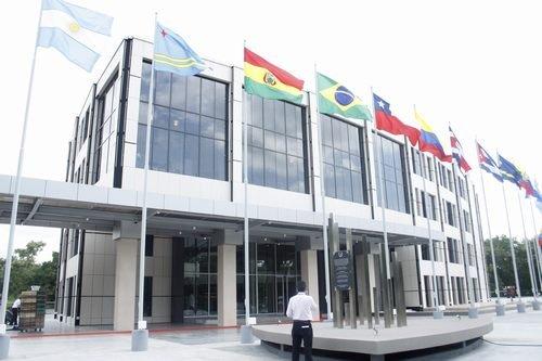 Parlamento Latinoamericano y caribeno masonn