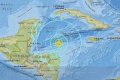 Seismo temblor-centro