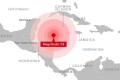 Earthquake caribbean sea