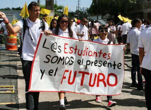 Escuelas de Puerto Rico somos el presente y el futuro