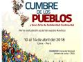 Cumbre de los Pueblos Peru 2018