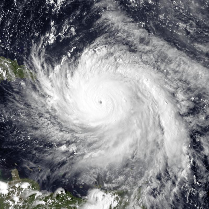 Hurricane Maria_2017-09-19 in Puerto Rico