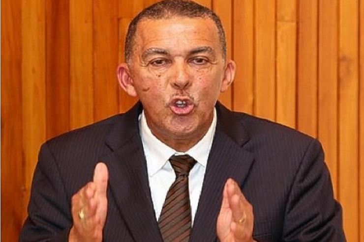 Trinidad and tobago president anthony-carmona