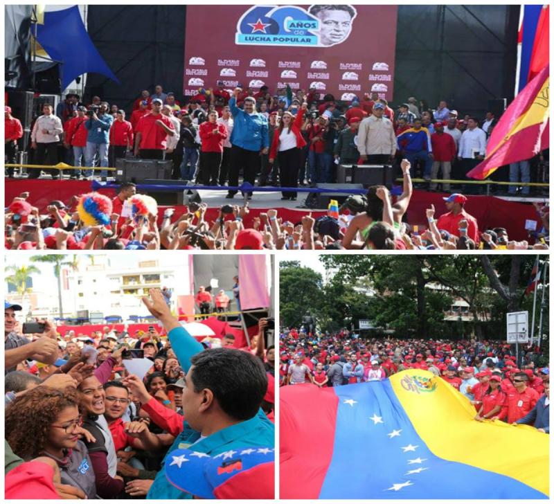 Venezwela poder politico