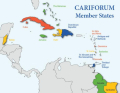 Cariforum-map
