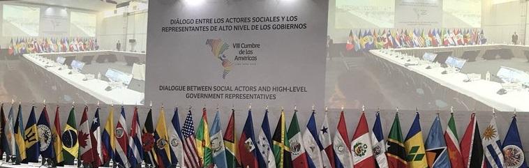 Cumbre de las Américas 2018 Peru 2018