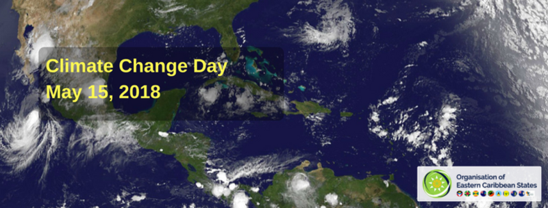 OECS climate change Day