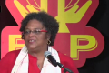 Mia Mottley BLP