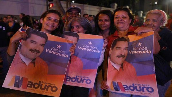 Venezwela  Maduro
