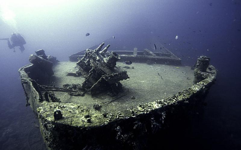 Dive Cariacou