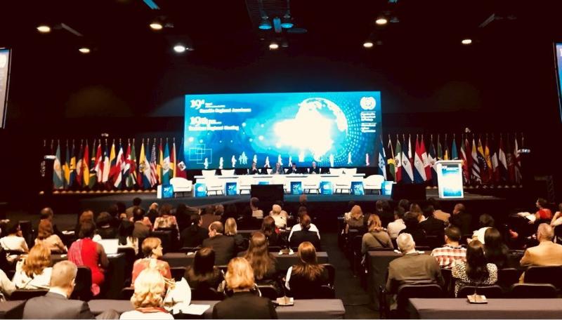 Reunión Regional Americana  2-5 de octubre de 2018