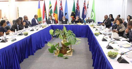 OECS Authority 66th meeting
