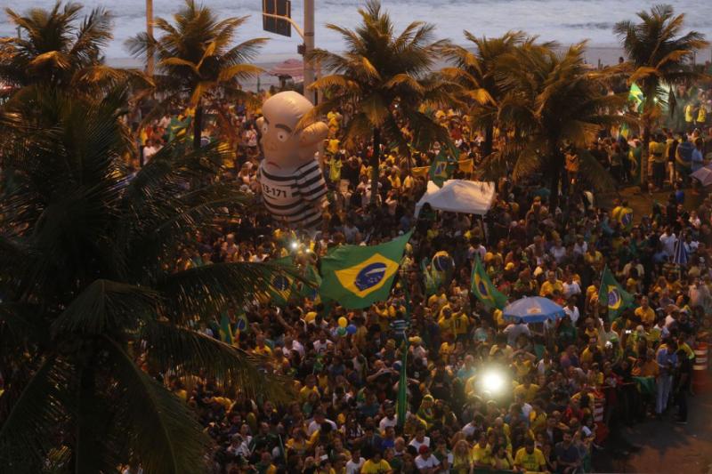 Brazil Bolsonaro a