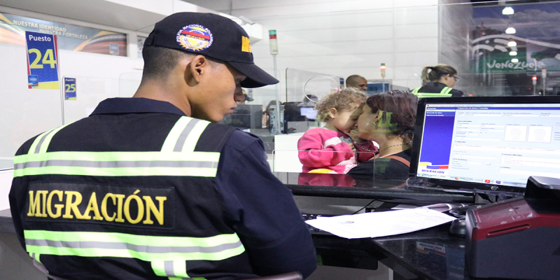 Venezwela Migración
