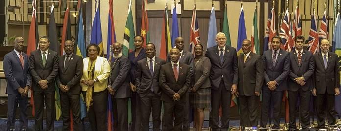 CARICOM heads of govt