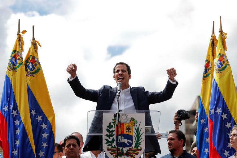 Venezwela Juan guaidó