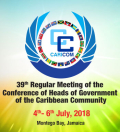 CARICOM -39th regular meeting
