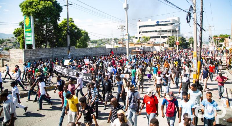 Ayiti foto ta Loop Haiti