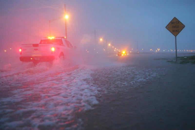 Tropical storm Gordon