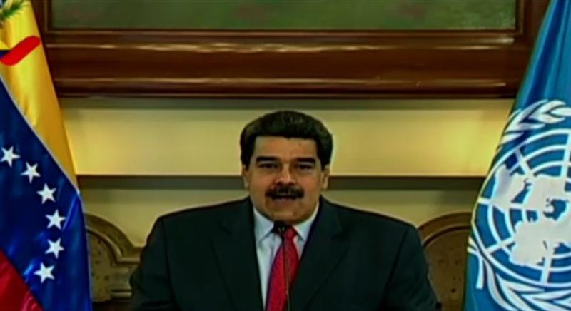 Venezuela y ONU Maduro