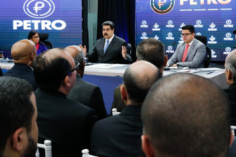 Petro_vzla-Maduro ek Delcy Rodriguez