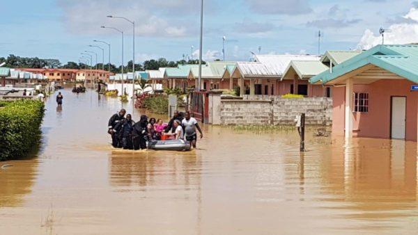 Trinidad-flooding