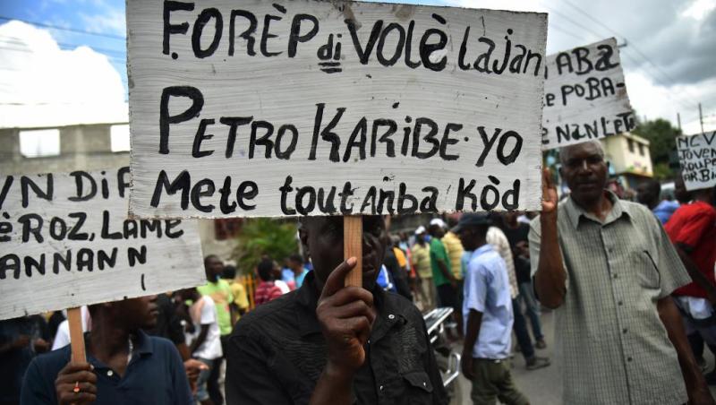 Ayiti PetroCaribe kote kòb la pase