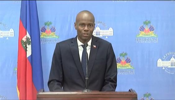 Jòvnel Moyiz kabwatè-repiblik Ayiti