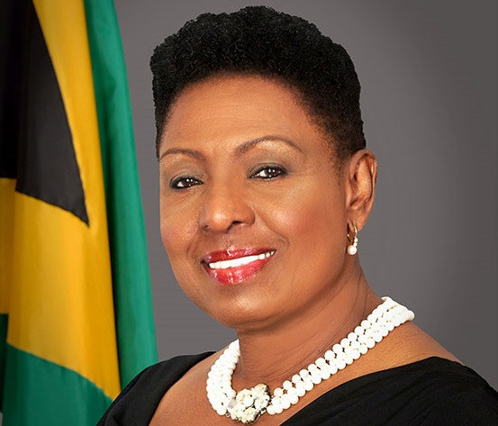 Jamaica Minister-Grange-Official