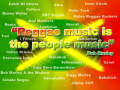 Reggae-music is the people music