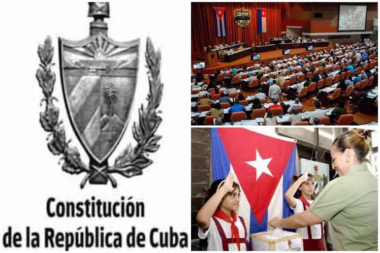 Constitución de la Repùblica de Cuba