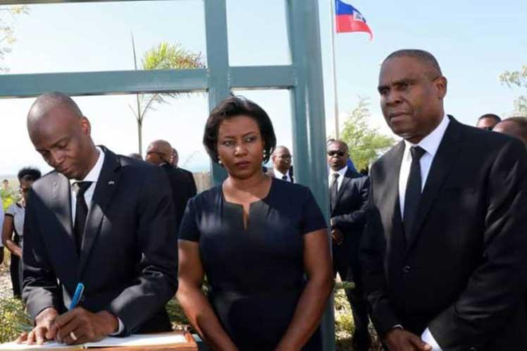 Haiti-gouvelman an