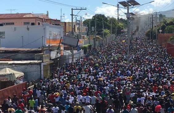 Ayiti kontribann ek lahan PetroCaribe