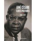 Aimé Césaire -écrits politiques- 1957-1971...........