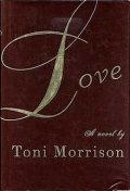 Love Toni Morrison novel cover