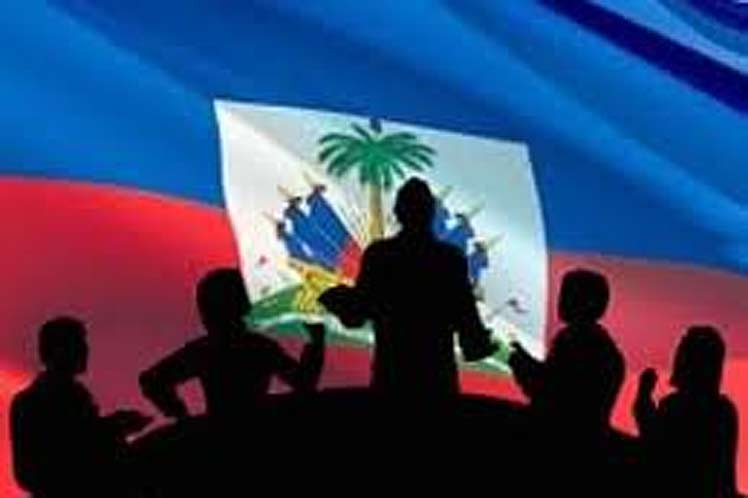 Ayiti bann-twel la.