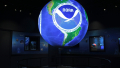 NOAA logo earth