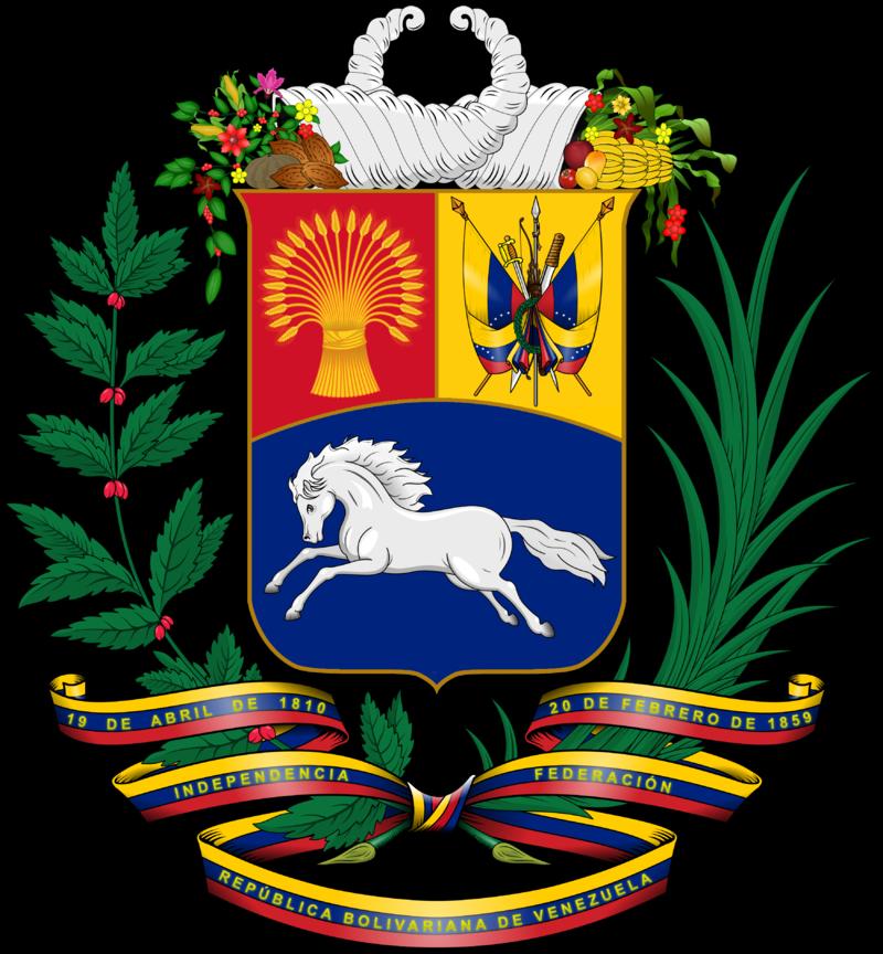 Venezwela Escudo_de_Armas_de_Venezuela