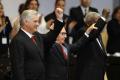 Kouba tres cabeces del poder politico