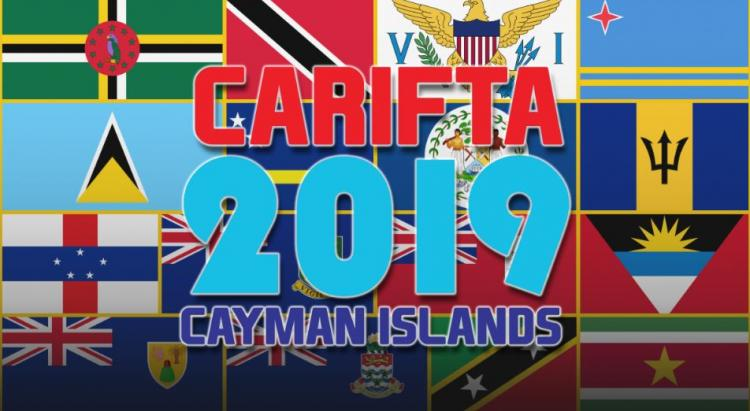 Carifta 2019  Cayman