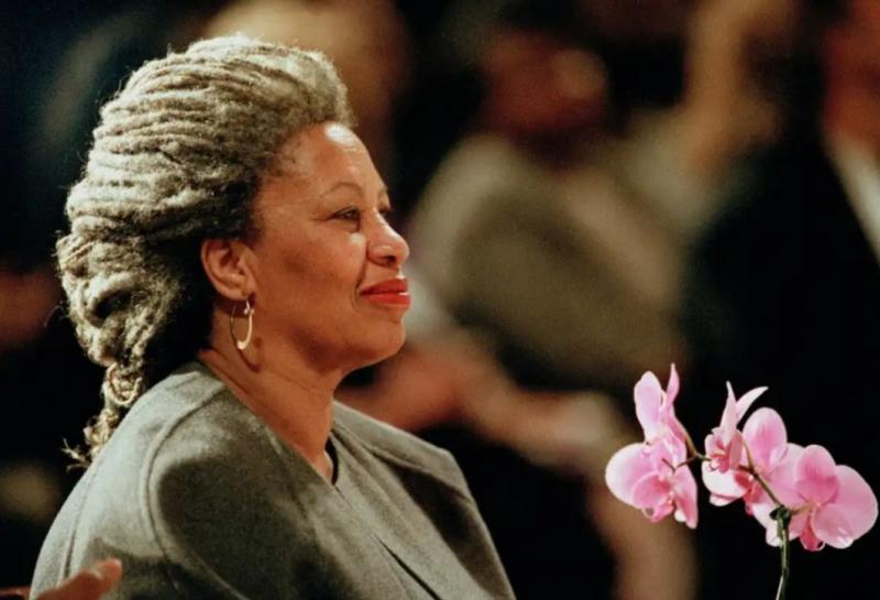 Toni Morrison  1931-2019 foto Kathy Willens -Ass. Press-