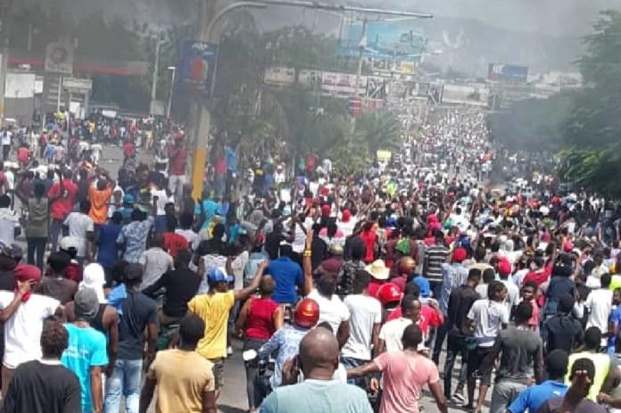 Ayiti Vandrèdi 04 Oktòb