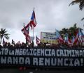 Puerto Rico marcha desde el Capitolio