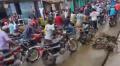 Ayiti gazolin-moto ralba